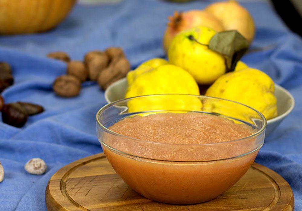 Айвовый мармелад - пошаговый рецепт, фото 1