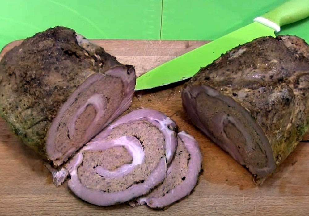 Американский мясной рулет - пошаговый рецепт, фото 1