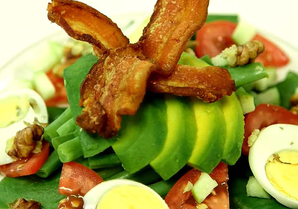 Американский салат - пошаговый рецепт, фото 1