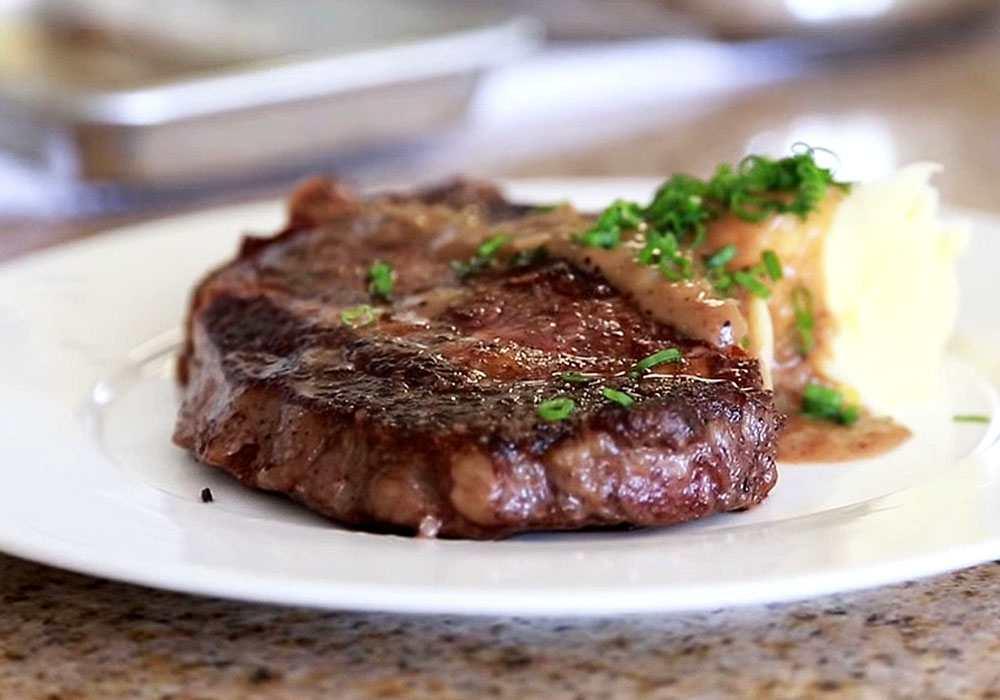 Американский стейк - пошаговый рецепт, фото 1