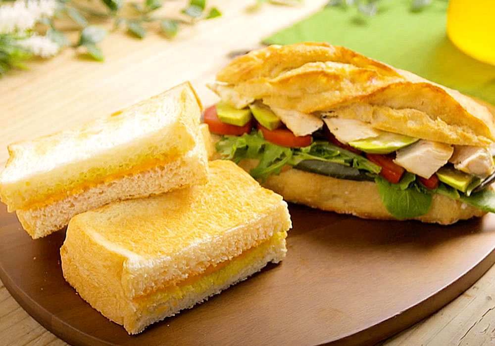 Английский сэндвич - пошаговый рецепт, фото 1