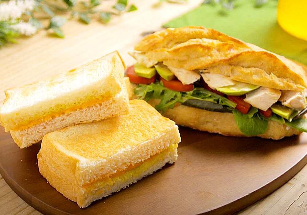 Англійський сендвіч - покроковий рецепт, фото 1