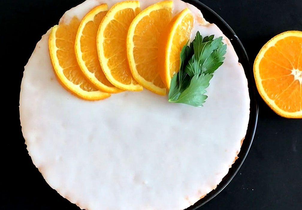 Апельсиновый торт - пошаговый рецепт, фото 1