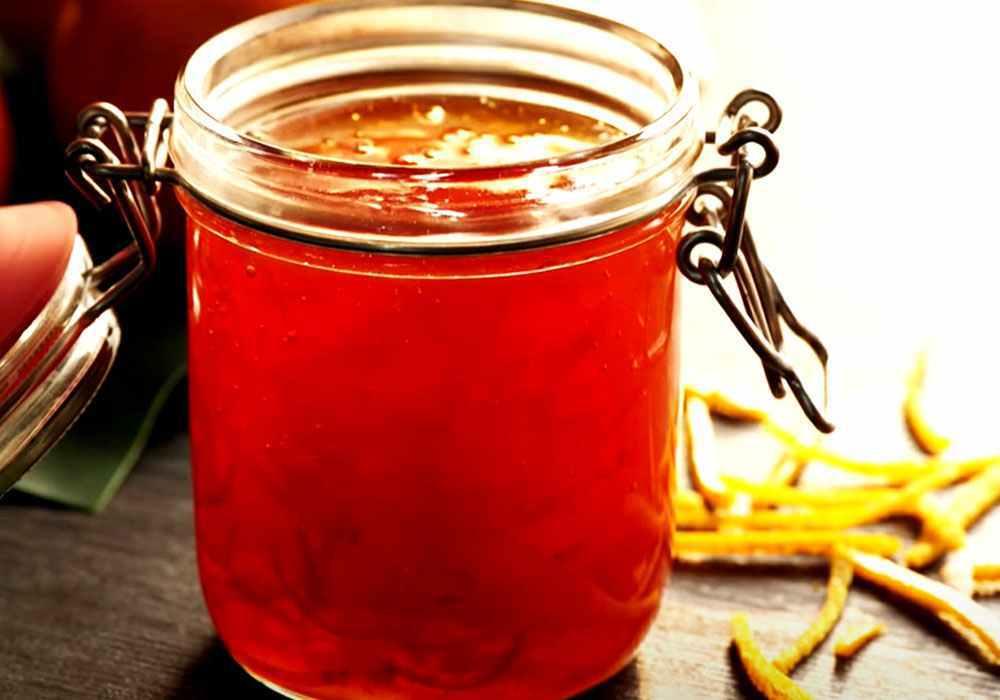 Апельсиновый джем - пошаговый рецепт, фото 1