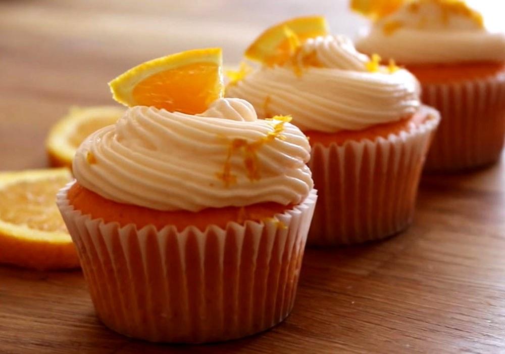 Апельсиновый кекс - пошаговый рецепт, фото 1