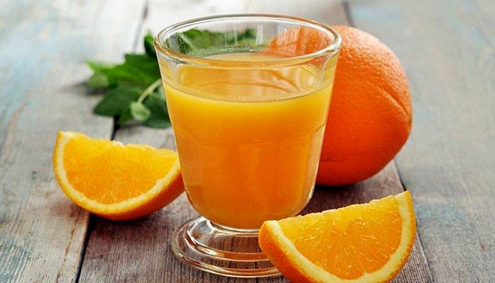 Апельсиновий сік - покроковий рецепт, фото 1