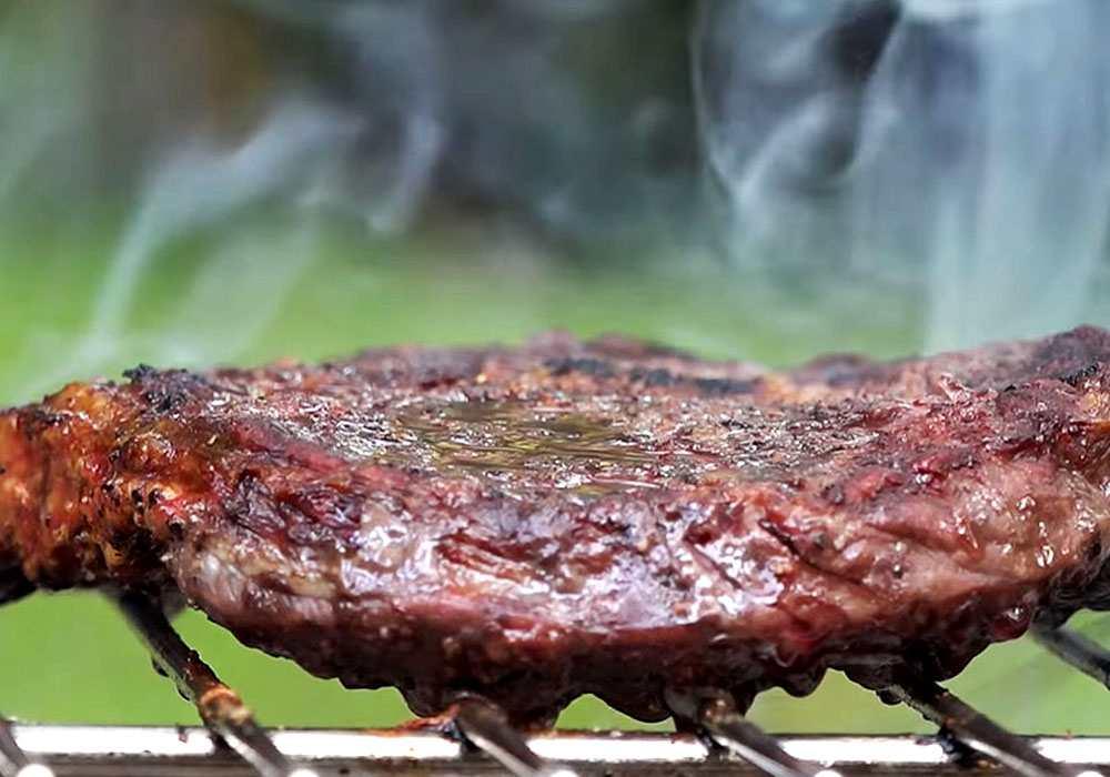 Аргентинский стейк - пошаговый рецепт, фото 1