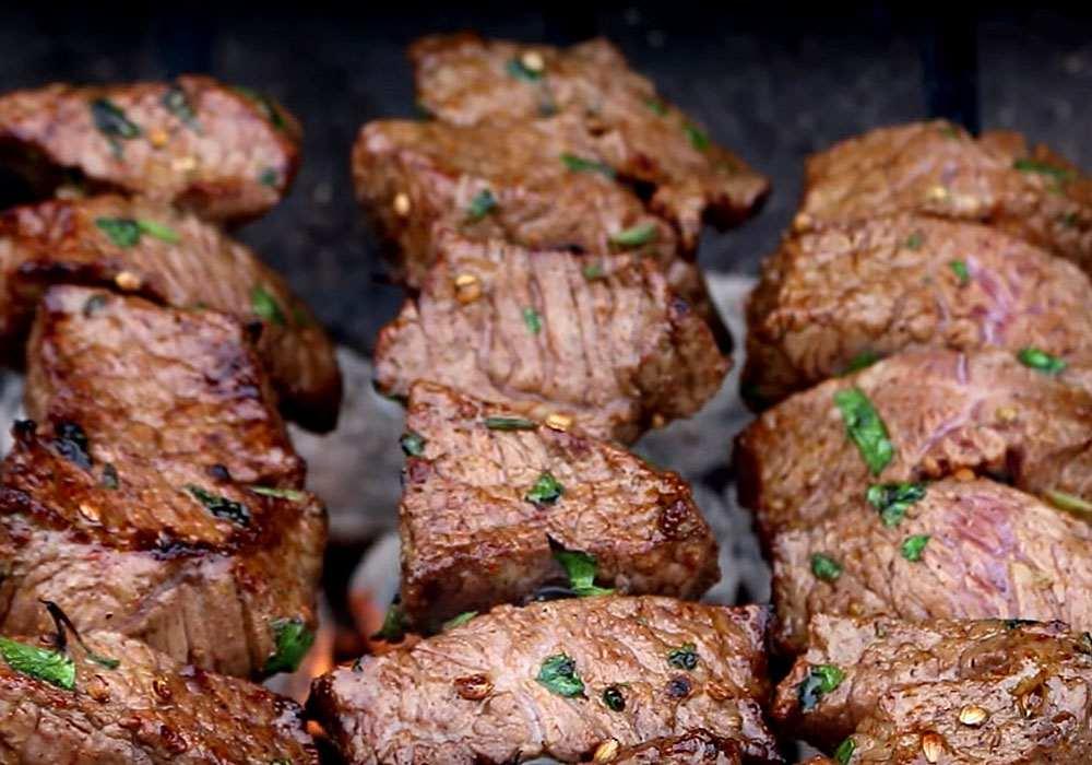 Армянский шашлык из свинины - пошаговый рецепт, фото 1