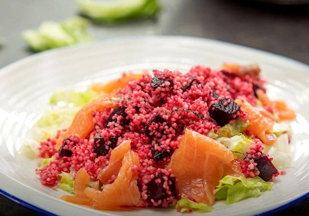 Ароматний кускус з овочами - покроковий рецепт, фото 1