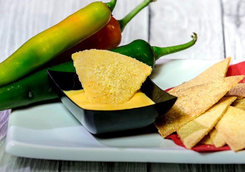 Ароматный сырный соус - пошаговый рецепт, фото 1