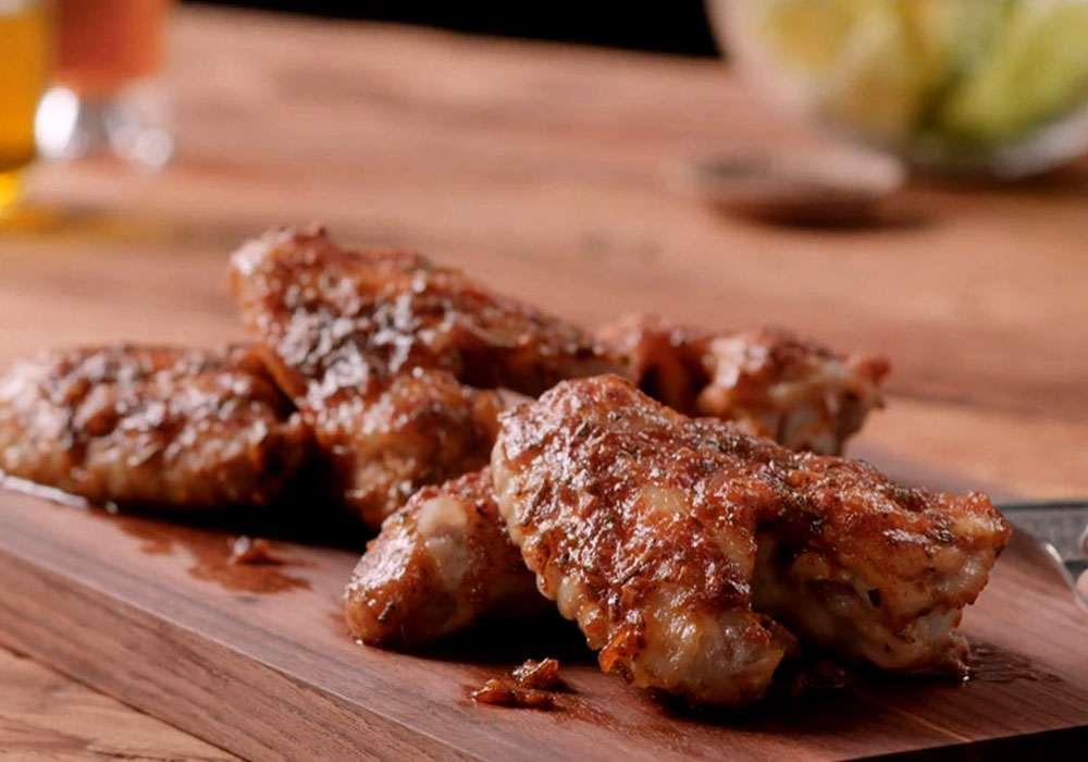 Ароматные куриные крылышки - пошаговый рецепт, фото 1