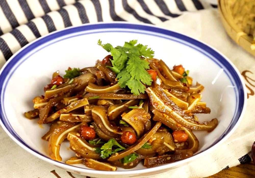 Азіатський салат зі свинячими вушками - покроковий рецепт, фото 1