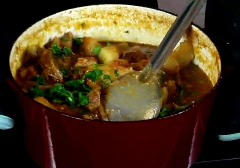 Азу з яловичини по татарськи - покроковий рецепт, фото 1