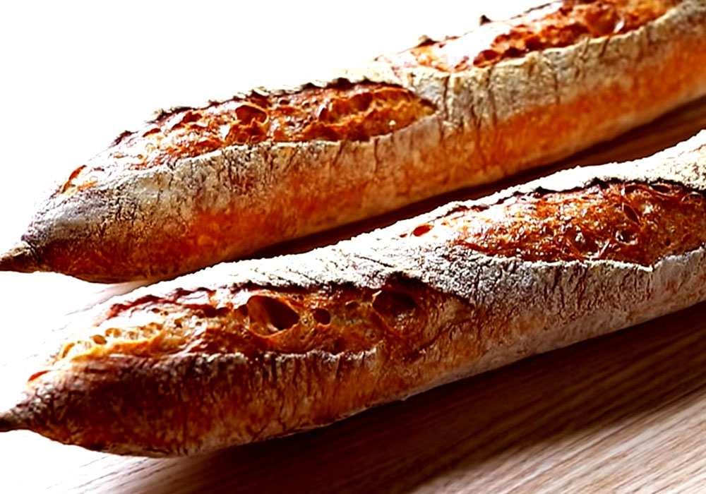 Багет по госту - покроковий рецепт, фото 1