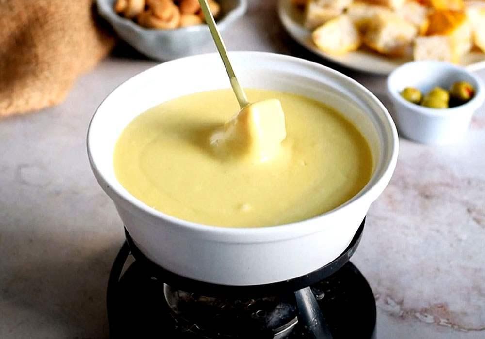 Банья каудо (Італійське овочеве фондю) - покроковий рецепт, фото 1