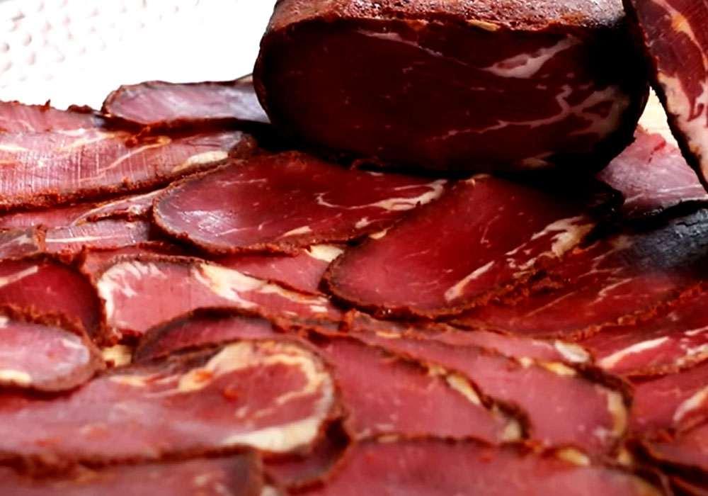 Бастурма з яловичини по-вірменськи домашня - покроковий рецепт, фото 1