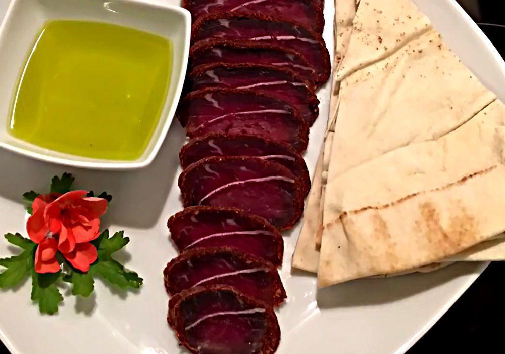 Бастурма по вірменськи - покроковий рецепт, фото 1