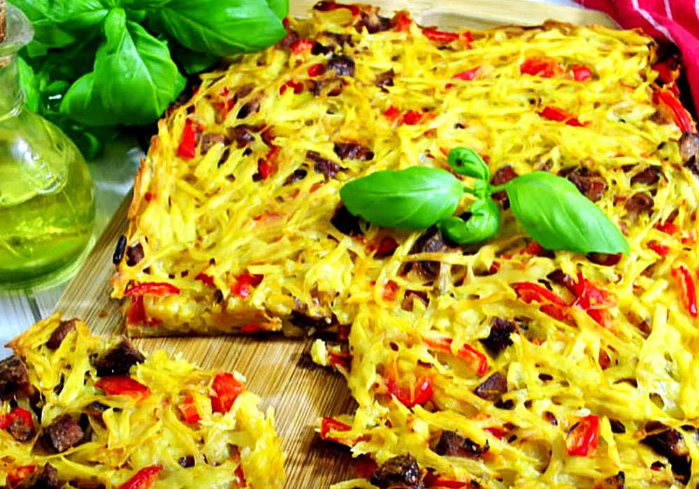 Білоруська картопляна бабка - покроковий рецепт, фото 1