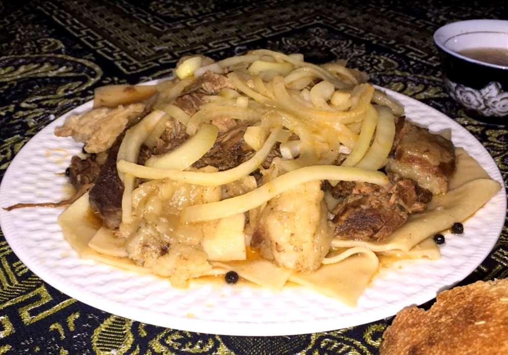 Бешбармак по-казахски - пошаговый рецепт, фото 1