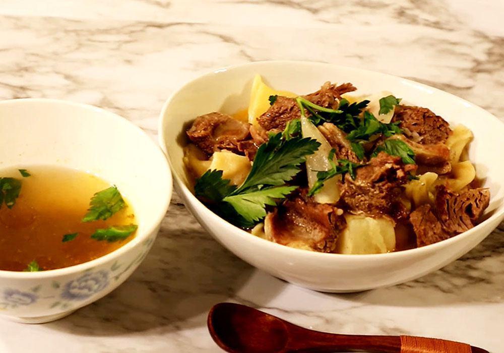 Бешбармак - пошаговый рецепт, фото 1