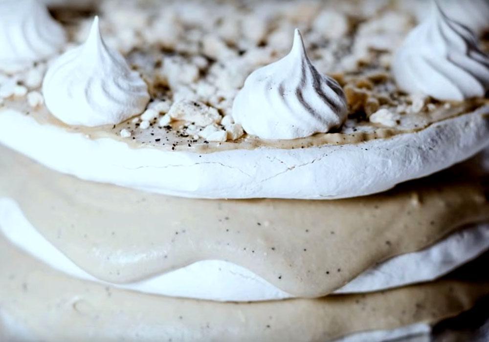 Безе торт - покроковий рецепт, фото 1