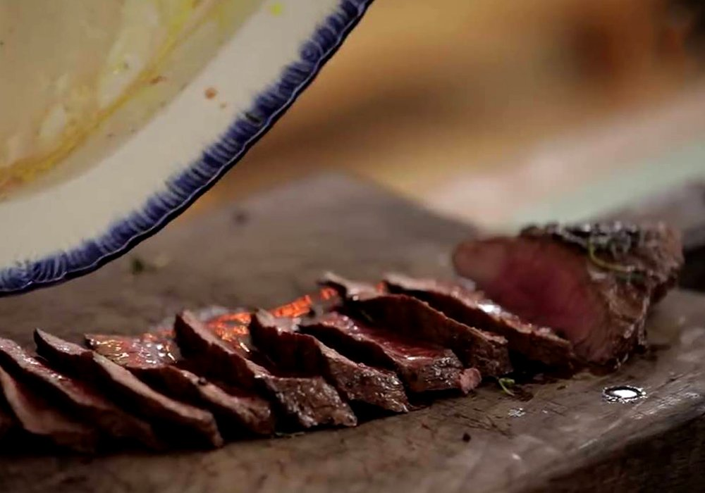 Біфштекс з яловичини - покроковий рецепт, фото 1