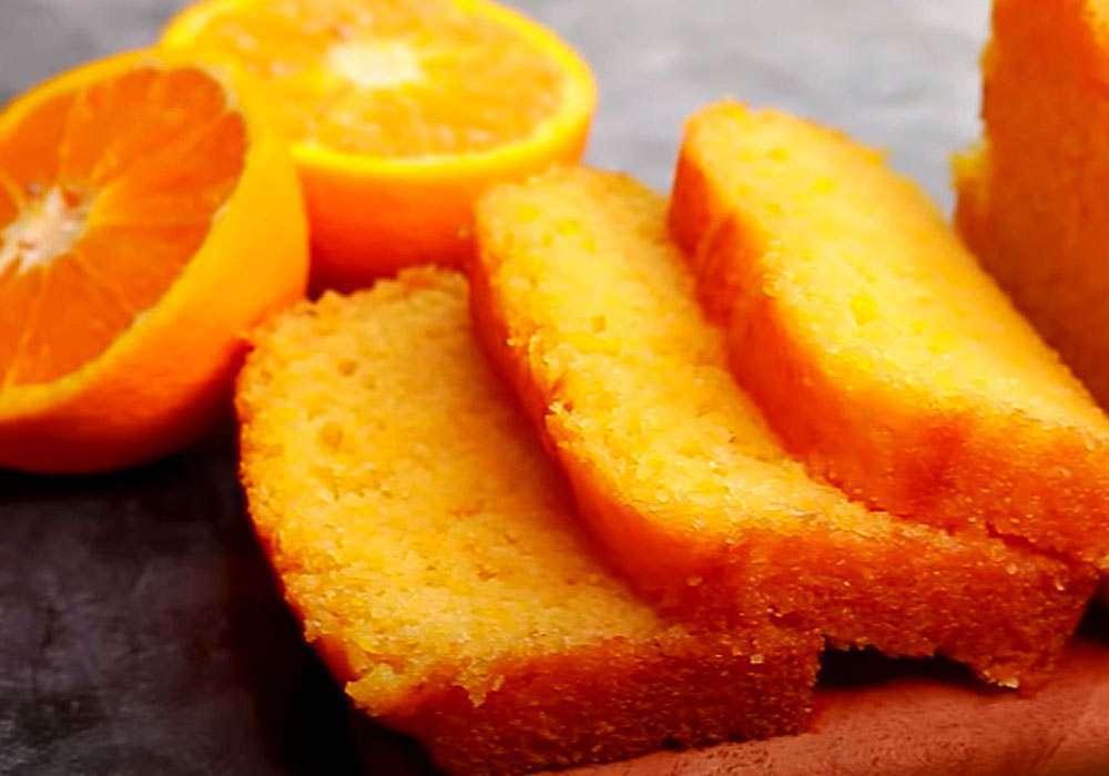 Бісквіт «Апельсиновий» - покроковий рецепт, фото 1