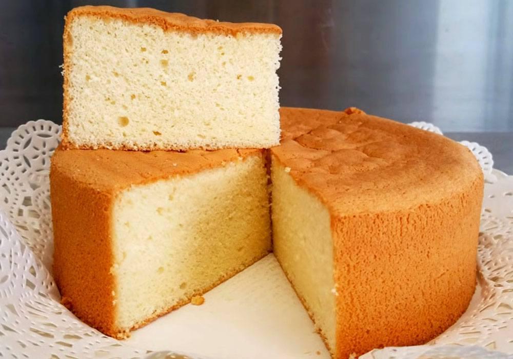 Бисквит классический в духовке - пошаговый рецепт, фото 1