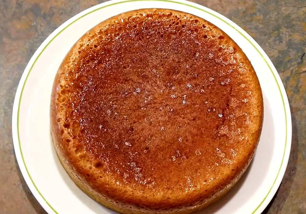 Бисквит в мультиварке - пошаговый рецепт, фото 1