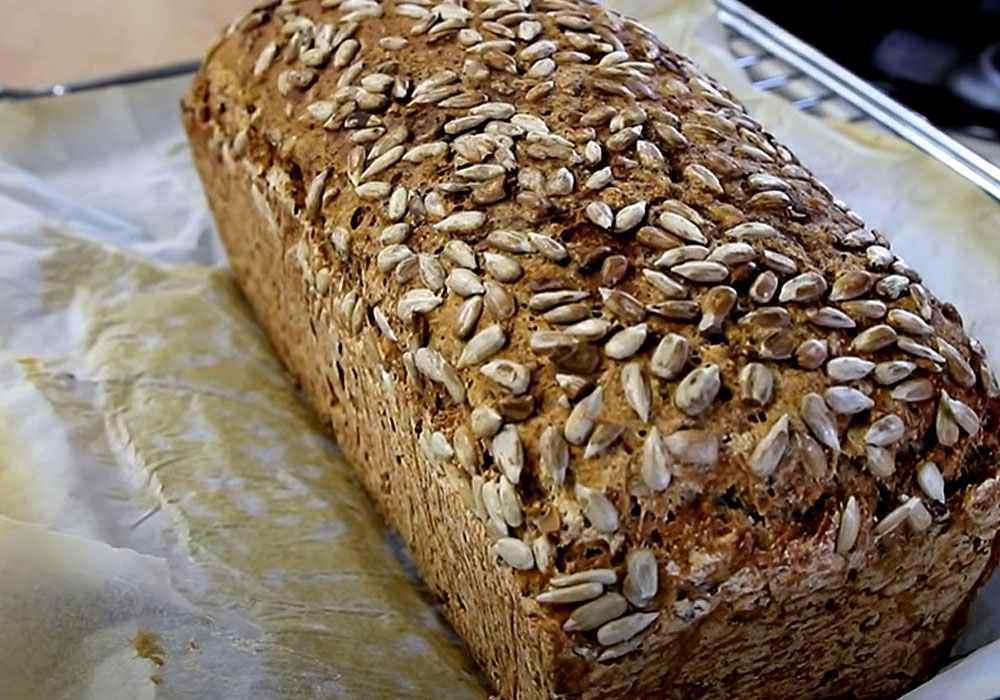 Швидкий хліб - покроковий рецепт, фото 1
