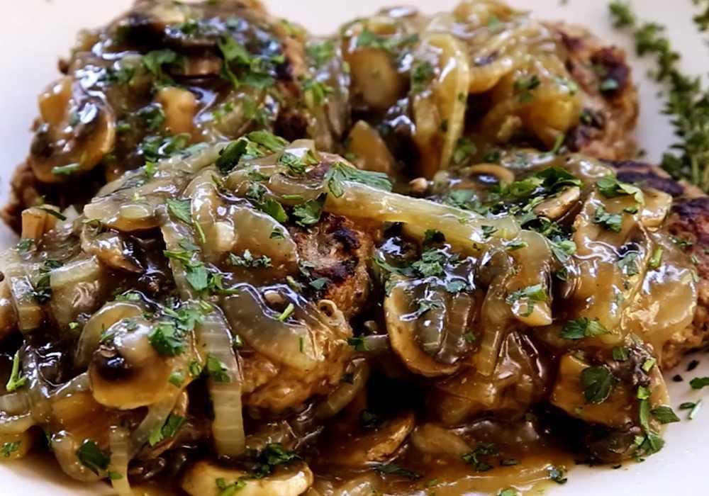 Биточки из говядины - пошаговый рецепт, фото 1