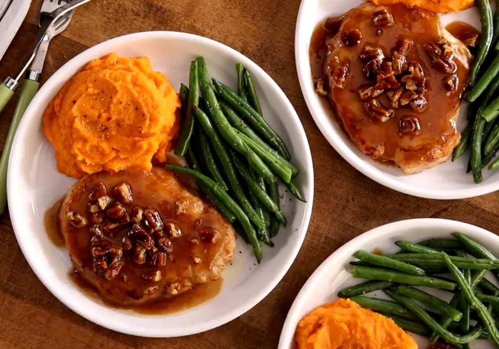 Биточки из свинины - пошаговый рецепт, фото 1
