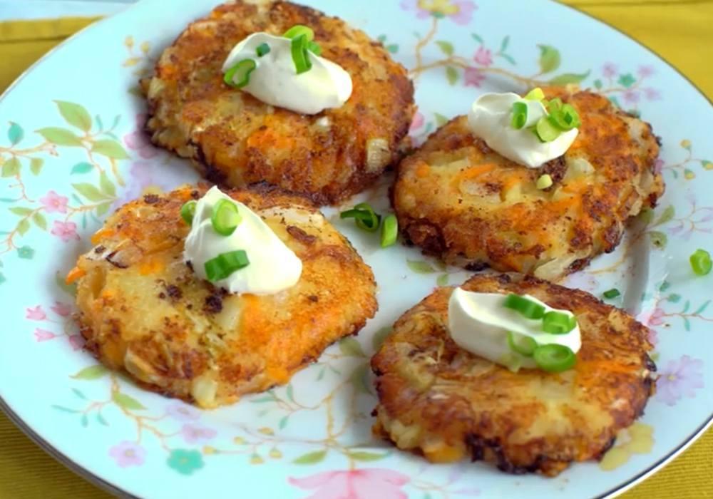 Биточки картопляні - покроковий рецепт, фото 1
