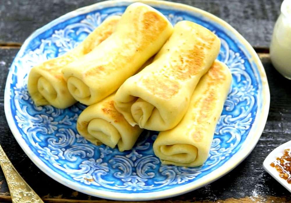Млинці з начинкою - покроковий рецепт, фото 1