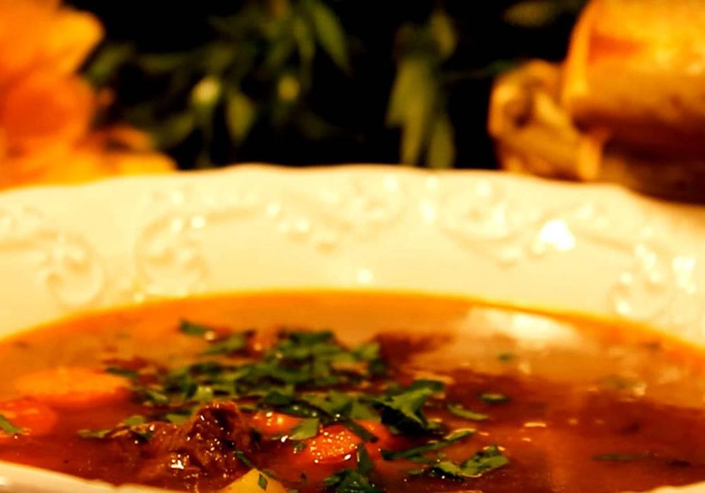 Бограч по-закарпатски - пошаговый рецепт, фото 1
