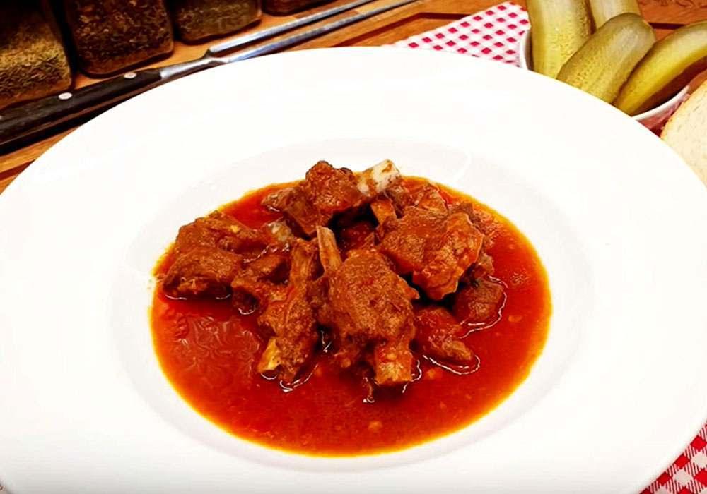 Бограч - пошаговый рецепт, фото 1