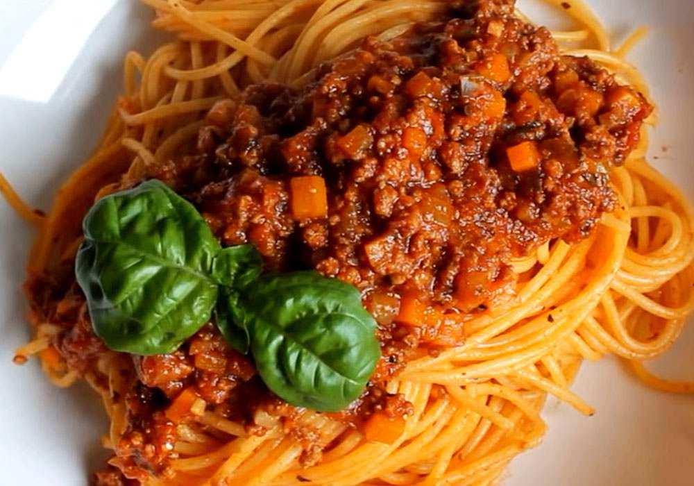 Болоньєзе паста - покроковий рецепт, фото 1