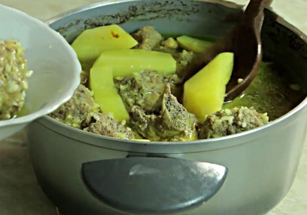 Бозбаш азербайджанський - покроковий рецепт, фото 1