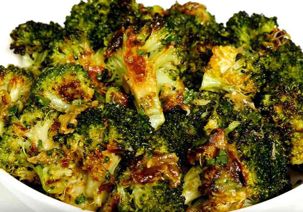 Брокколи с чесноком - пошаговый рецепт, фото 1
