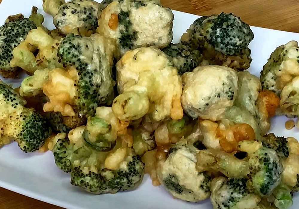 Брокколи в кляре - пошаговый рецепт, фото 1