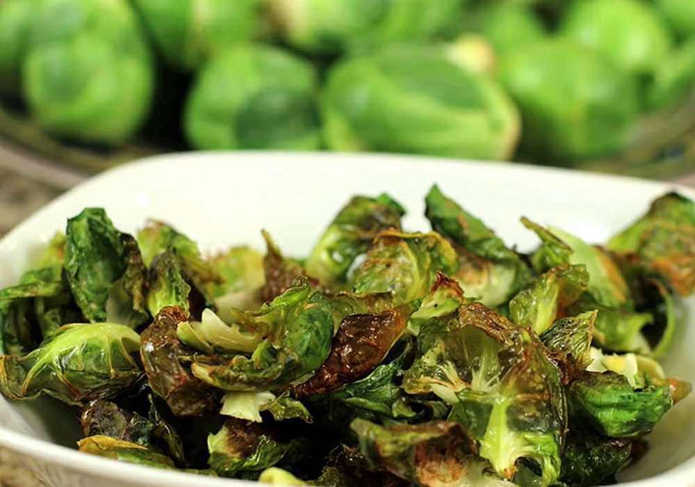 Брюссельська капуста «гунбао» - покроковий рецепт, фото 1