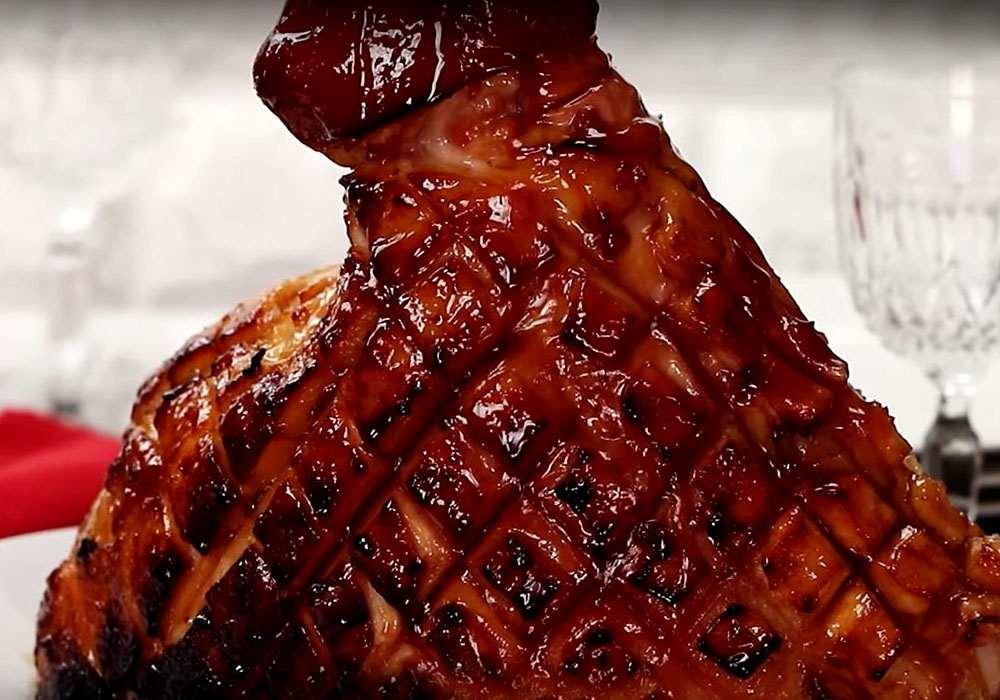 Буженина из свинины в духовке - пошаговый рецепт, фото 1