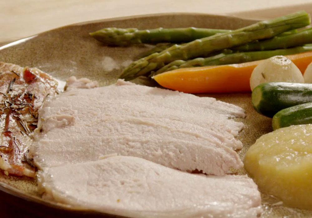 Буженина из свинины в фольге - пошаговый рецепт, фото 1