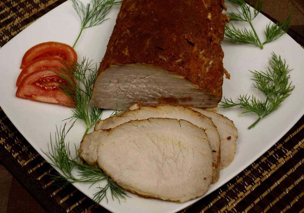 Буженина зі свинячої шиї - покроковий рецепт, фото 1