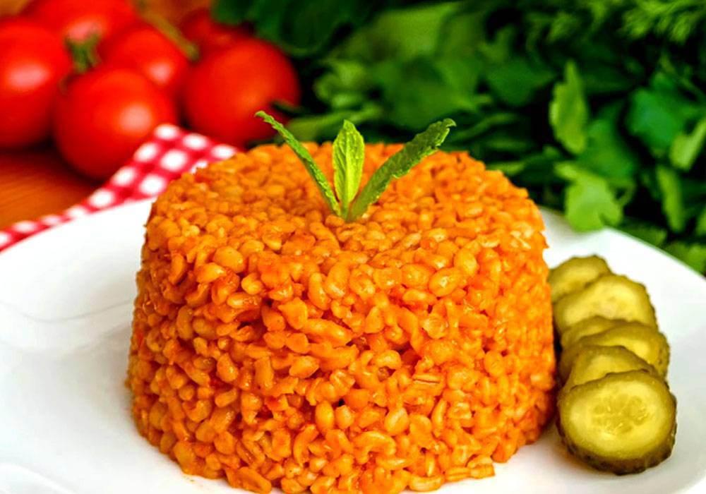 Булгур по-турецьки - покроковий рецепт, фото 1