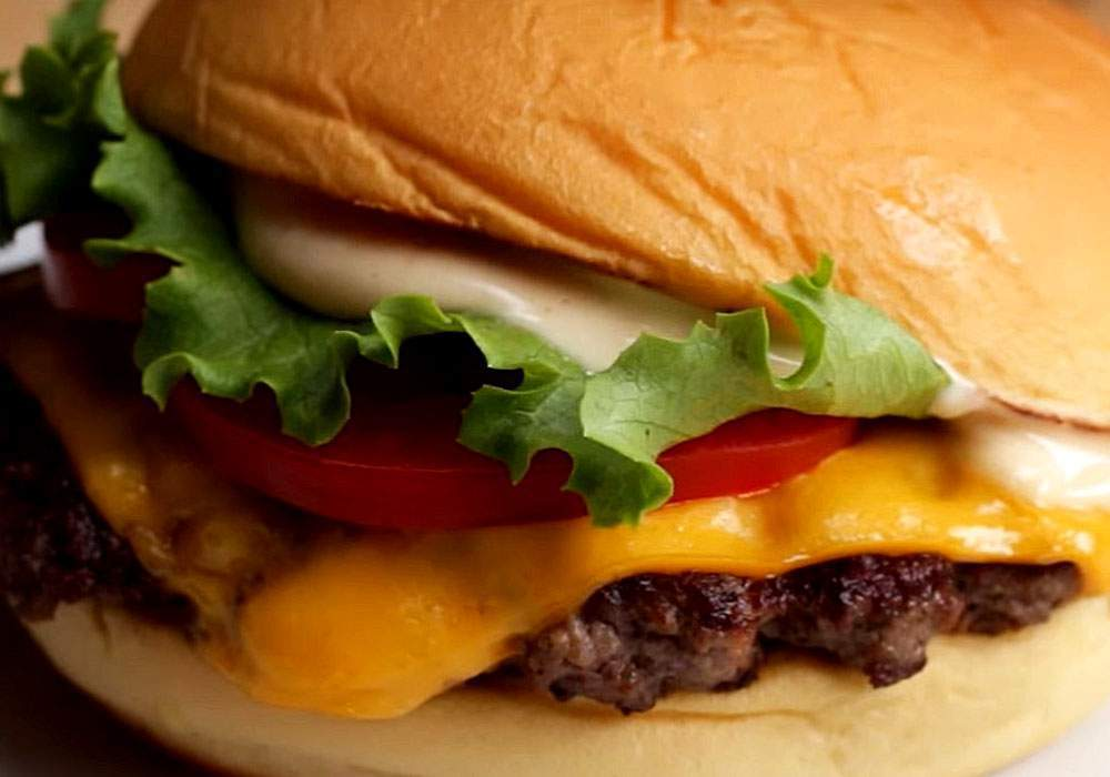 Бургер классический рецепт - пошаговый рецепт, фото 1