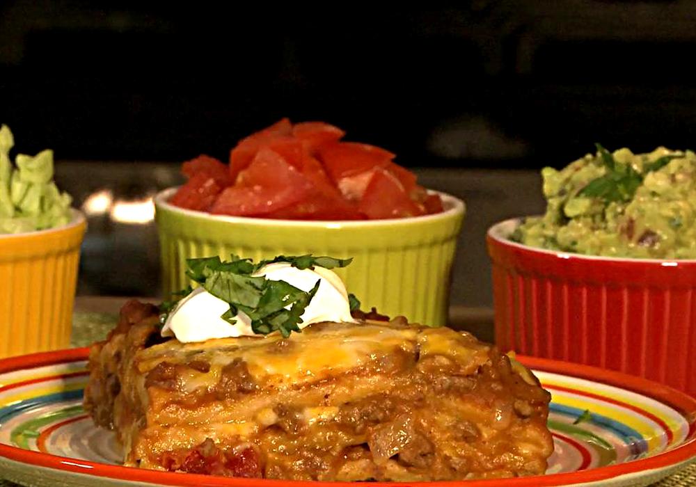 Буррито с говядиной - пошаговый рецепт, фото 1