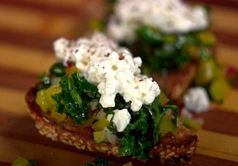 Бутерброди канапе - покроковий рецепт, фото 1