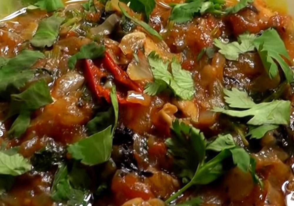 Чахохбили из индейки - пошаговый рецепт, фото 1
