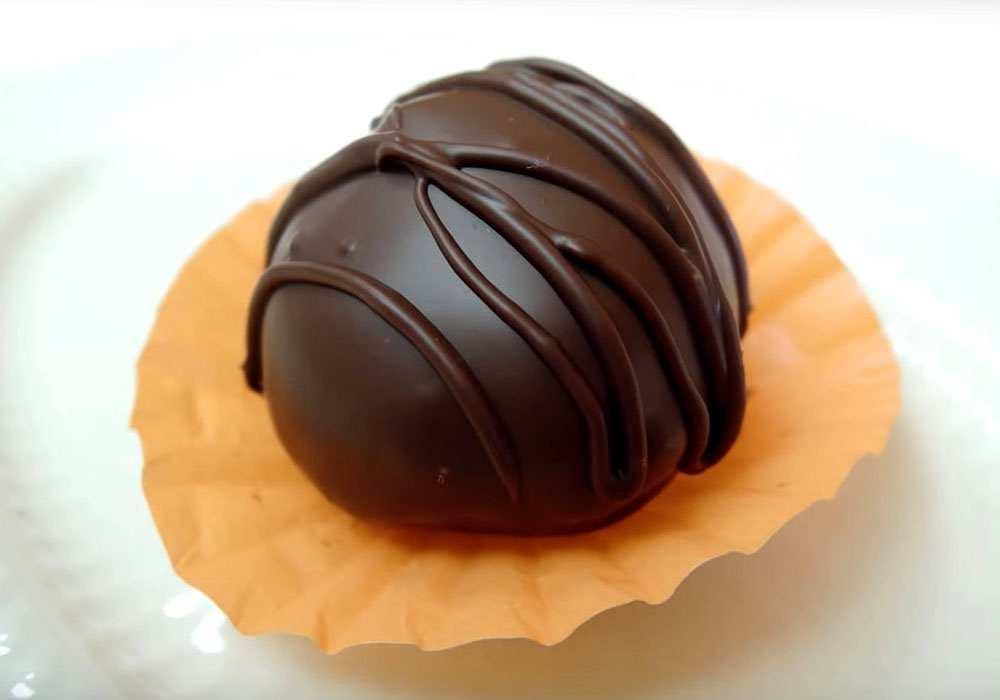 Чорнослив у шоколаді - покроковий рецепт, фото 1